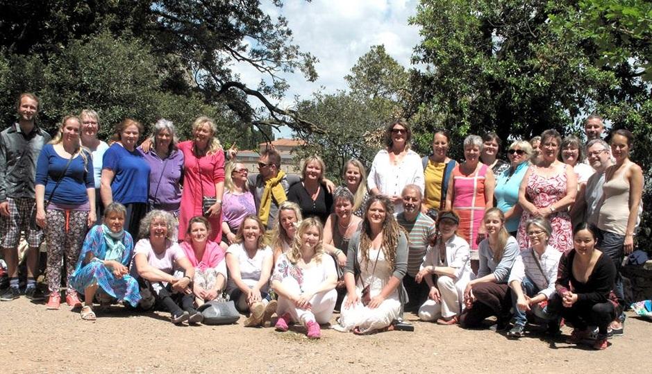 Gruppebillede Montserrat